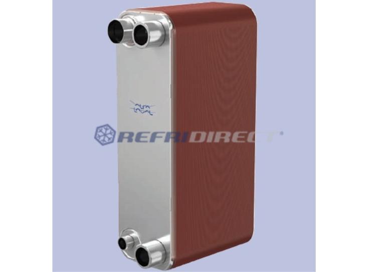 brazed plate heat exchanger Alfa-Laval Artec mod. AC120EQ/40